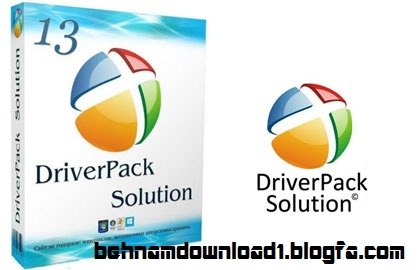 DriverPack Solution 13 R320 Final نصب و آپدیت خودکار سخت افزارها DriverPack Solution 13 R320 Final